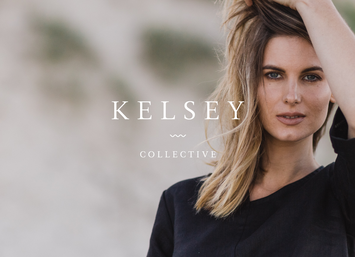Kelsey Collective Logo Design