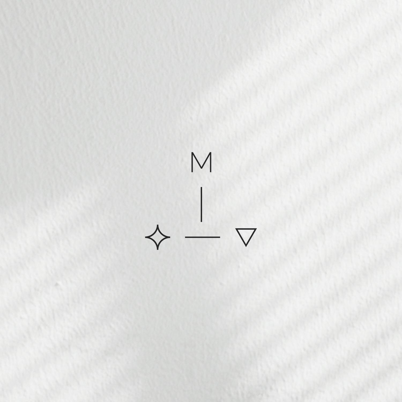 Minimalista logo submark design