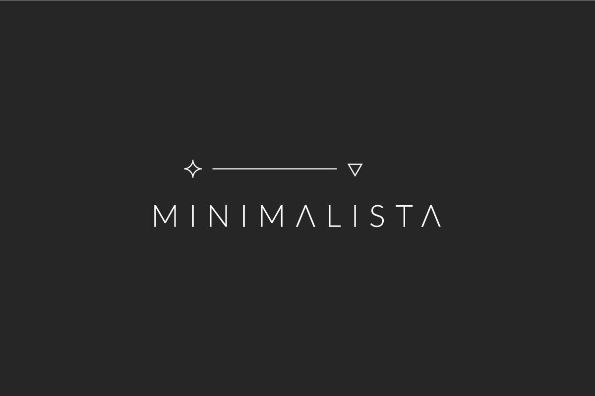 Minimalista Logo Design