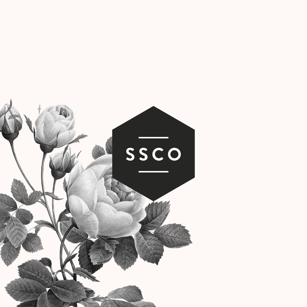 Simply Style Co Logo submark design