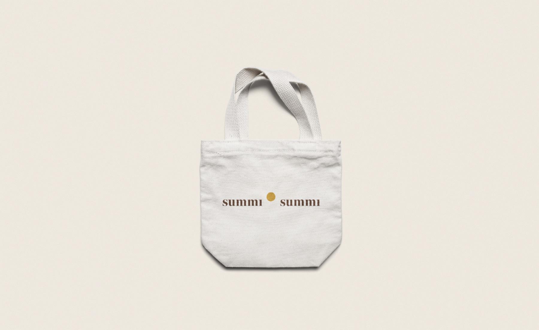 Summi Summi Tote Bag