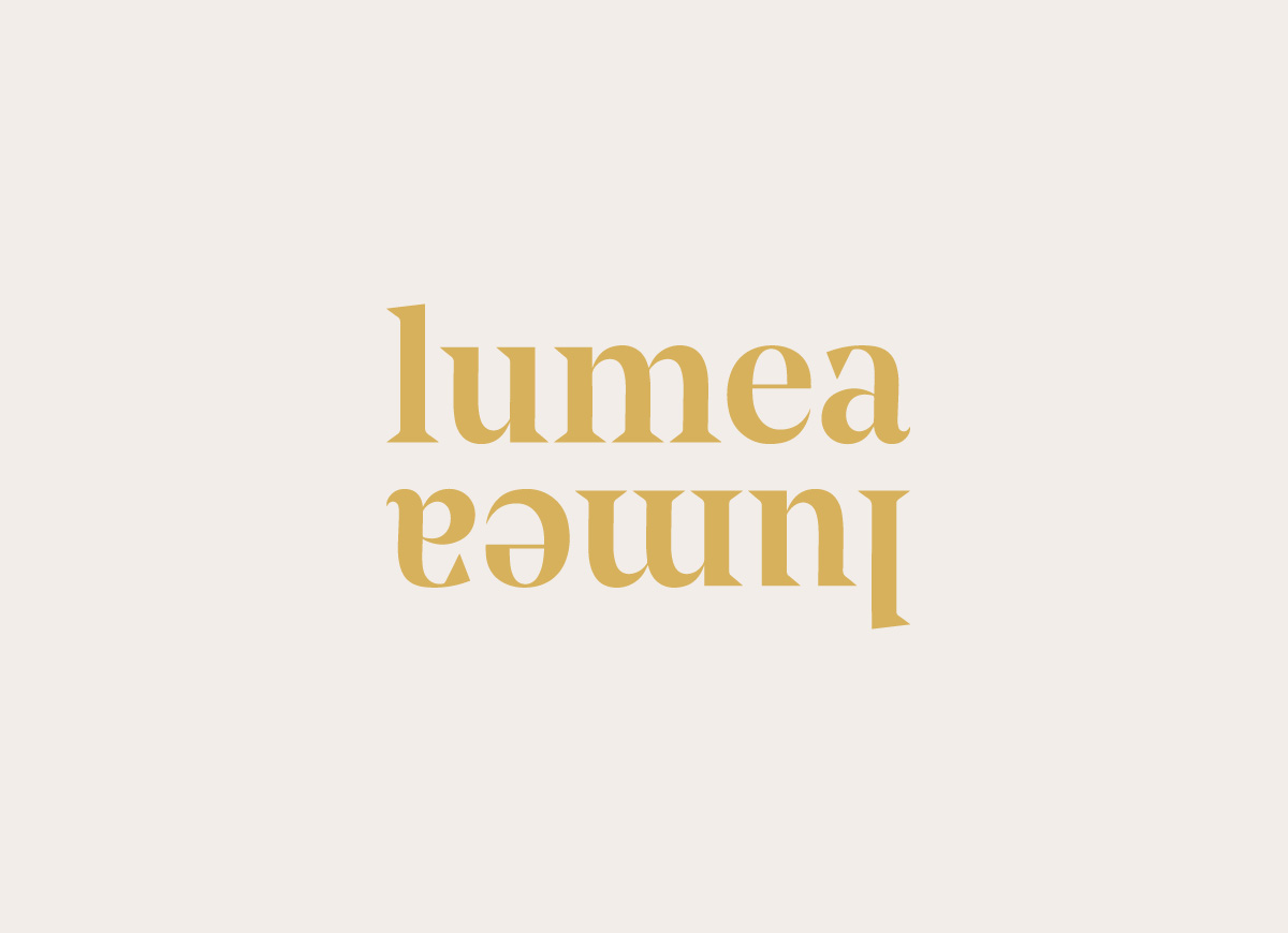Lumea Photo branding design