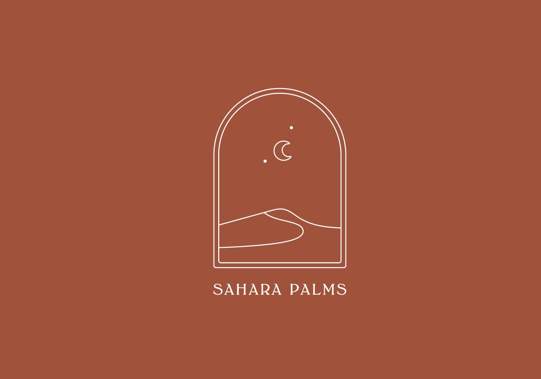 Sahara Palms logo