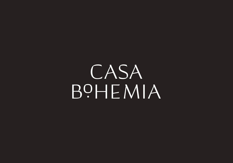 Casa Bohemia logo design
